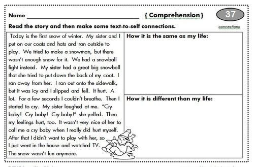 Worksheets 3rd Grade Inferencing Worksheets 100 days of homework second story window hw2