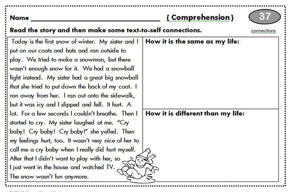 100 Days of Homework Second Story Window – Main Idea Worksheets 3rd Grade